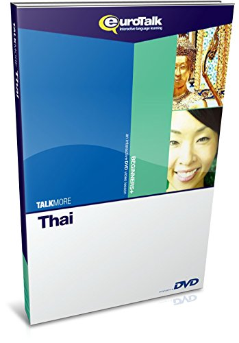 EuroTalk Interactive - Talk More! Thai; an interactive language learning DVD for beginners+