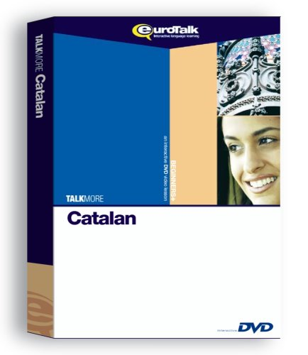 EuroTalk Interactive - Talk More! Catalan; an interactive language learning DVD for beginners+