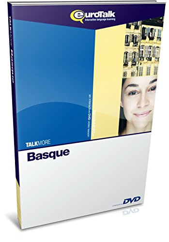 EuroTalk Interactive - Talk More! Basque; an interactive language learning DVD for beginners+
