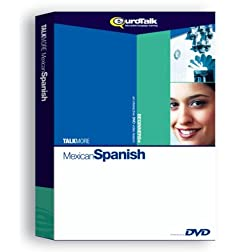 EuroTalk Interactive - Talk More! Mexican Spanish (Latin America); an interactive language learning DVD for beginners+