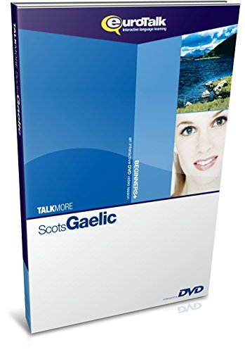 EuroTalk Interactive - Talk More! Scottish Gaelic; an interactive language learning DVD for beginners+