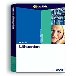 EuroTalk Interactive - Talk More! Lithuanian; an interactive language learning DVD for beginners+