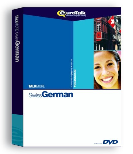 EuroTalk Interactive - Talk More! Swiss; an interactive language learning DVD for beginners+