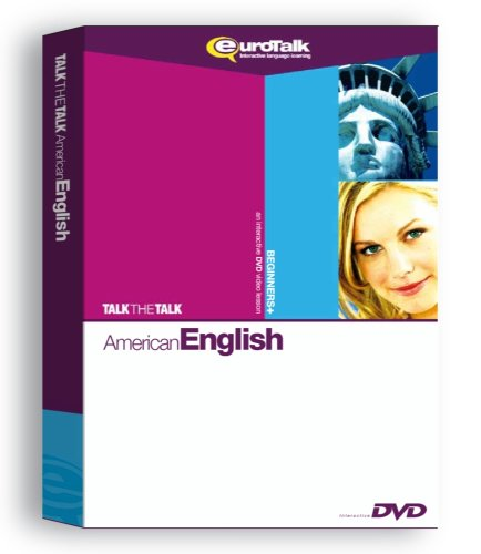 EuroTalk Interactive - Talk The Talk! American English (US); an interactive language learning DVD for teens