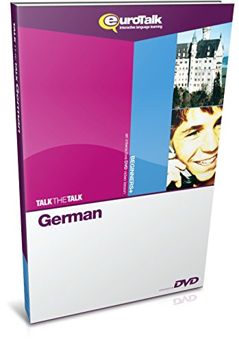 EuroTalk Interactive - Talk The Talk! German; an interactive language learning DVD for teens