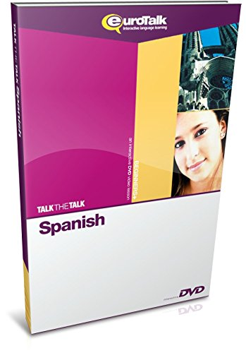 EuroTalk Interactive - Talk The Talk! Spanish; an interactive language learning DVD for teens