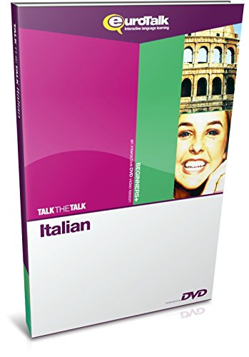 EuroTalk Interactive - Talk The Talk! Italian; an interactive language learning DVD for teens
