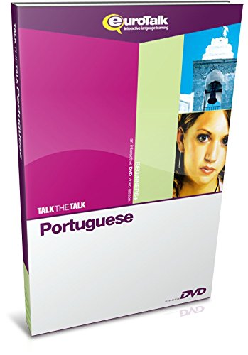 EuroTalk Interactive - Talk The Talk! Portuguese; an interactive language learning DVD for teens