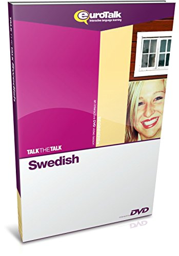 EuroTalk Interactive - Talk The Talk! Swedish; an interactive language learning DVD for teens