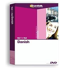 EuroTalk Interactive - Talk The Talk! Danish; an interactive language learning DVD for teens