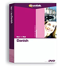 EuroTalk Interactive - Talk The Talk! Danish; an interactive language learning DVD for teens