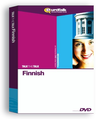 EuroTalk Interactive - Talk The Talk! Finnish; an interactive language learning DVD for teens