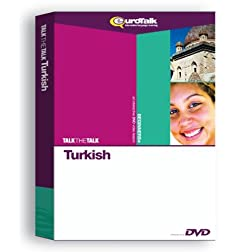 EuroTalk Interactive - Talk The Talk! Turkish; an interactive language learning DVD for teens
