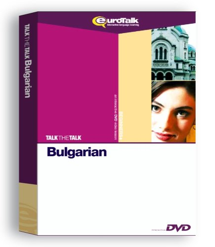 EuroTalk Interactive - Talk The Talk! Bulgarian; an interactive language learning DVD for teens