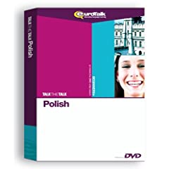 EuroTalk Interactive - Talk The Talk! Polish; an interactive language learning DVD for teens