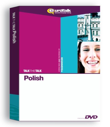EuroTalk Interactive - Talk The Talk! Polish; an interactive language learning DVD for teens