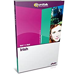 EuroTalk Interactive - Talk The Talk! Irish; an interactive language learning DVD for teens