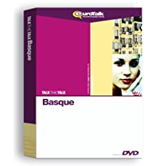 EuroTalk Interactive - Talk The Talk! Basque; an interactive language learning DVD for teens