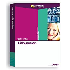 EuroTalk Interactive - Talk The Talk! Lithuanian; an interactive language learning DVD for teens