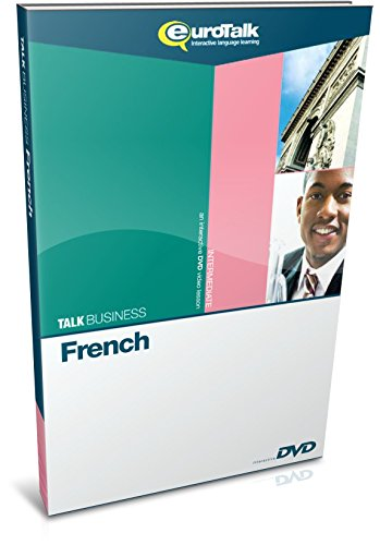EuroTalk Interactive - Talk Business! French; an interactive language learning DVD for doing business abroad