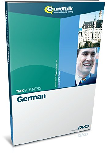 EuroTalk Interactive - Talk Business! German; an interactive language learning DVD for doing business abroad