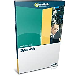 EuroTalk Interactive - Talk Business! Spanish; an interactive language learning DVD for doing business abroad