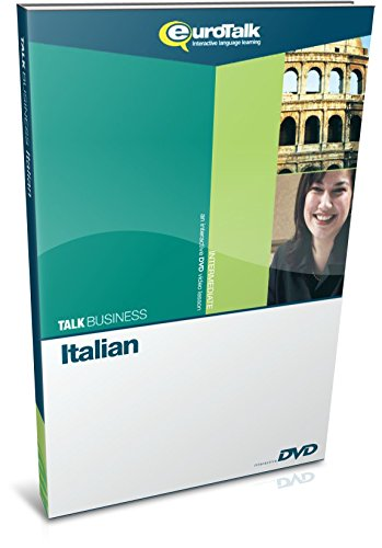 EuroTalk Interactive - Talk Business! Italian; an interactive language learning DVD for doing business abroad