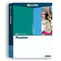EuroTalk Interactive - Talk Business! Russian; an interactive language learning DVD for doing business abroad