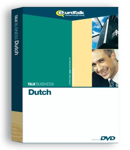 EuroTalk Interactive - Talk Business! Dutch; an interactive language learning DVD for doing business abroad