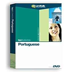 EuroTalk Interactive - Talk Business! Portuguese; an interactive language learning DVD for doing business abroad