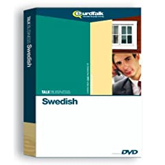 EuroTalk Interactive - Talk Business! Swedish; an interactive language learning DVD for doing business abroad