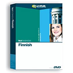 EuroTalk Interactive - Talk Business! Finnish; an interactive language learning DVD for doing business abroad