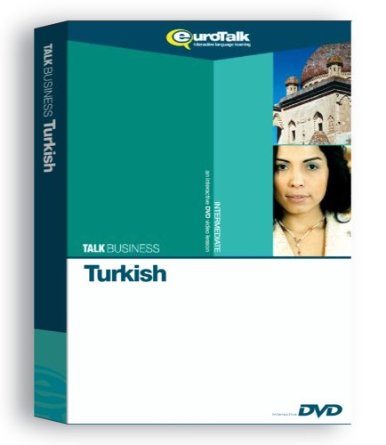 EuroTalk Interactive - Talk Business! Turkish; an interactive language learning DVD for doing business abroad