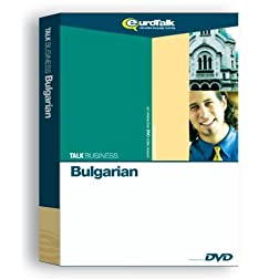 EuroTalk Interactive - Talk Business! Bulgarian; an interactive language learning DVD for doing business abroad