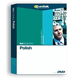 EuroTalk Interactive - Talk Business! Polish; an interactive language learning DVD for doing business abroad
