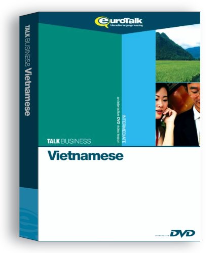EuroTalk Interactive - Talk Business! Vietnamese; an interactive language learning DVD for doing business abroad