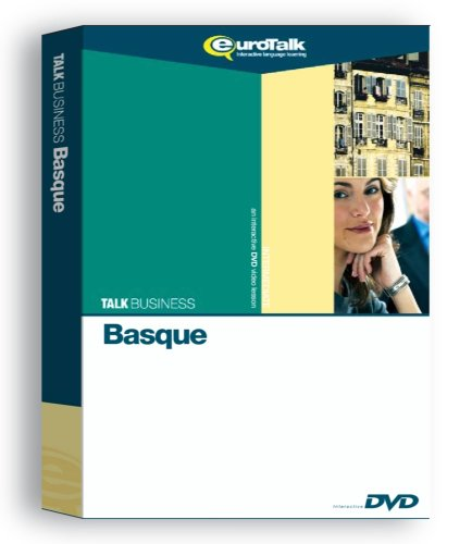 EuroTalk Interactive - Talk Business! Basque; an interactive language learning DVD for doing business abroad