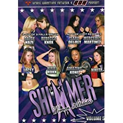 World Wrestling Network Presents: FIP - Shimmer, Vol. 5
