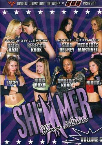 World Wrestling Network Presents: FIP - Shimmer, Vol. 5