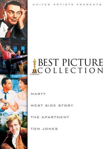 United Artists Best Picture Collection (Marty / West Side Story / The Apartment / Tom Jones)