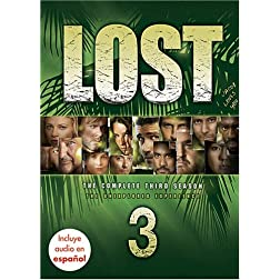 Lost - The Complete Third Season (Spanish Version)