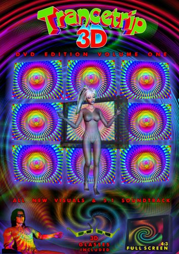 Trancetrip 3D DVD Edition Volume One