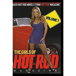 The Girls Of HOT ROD Magazine