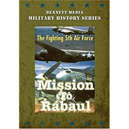 Fighting 5th Mission To Rabaul