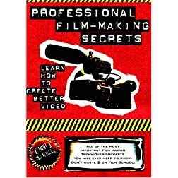 Professional Film-making Secrets