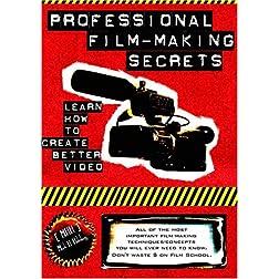 Professional Film-making Secrets