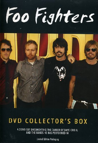 Foo Fighters - DVD Collector's Box Unauthorized