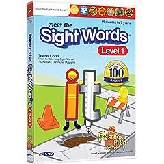 Meet the Sight Words