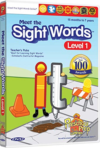 Meet the Sight Words