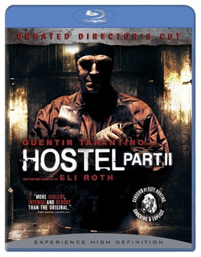 Hostel - Part II [Blu-ray]